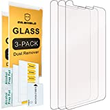 [3-PACK]-Mr Shield For Alcatel Dawn / Alcatel Ideal / Alcatel Streak [Tempered Glass] Screen Protector with Lifetime Replacement Warranty