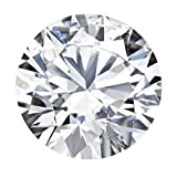 GIA Certified Round Natural Loose Diamond ( Carat: 1.04 , Color: E, Clarity: I1 )