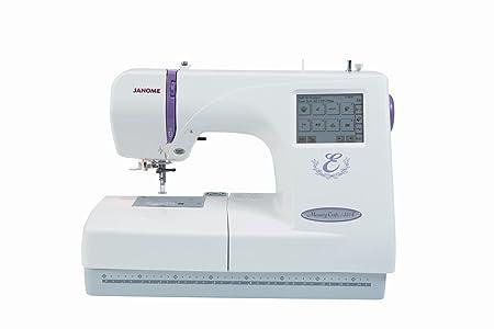 Janome Memory Craft 350e Embroidery Machine Amazon Kitchen