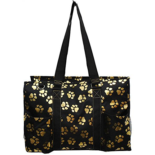 Gold Large Tote - NGIL All Purpose Organizer 18