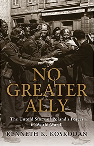 Image result for no greater ally book