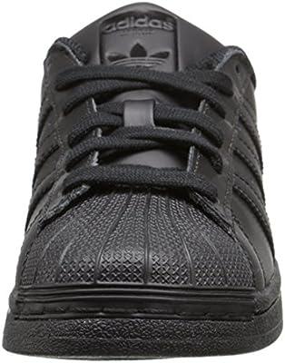 Originals Superstar Foundation J Casual Big Kid Black Low Sneaker Adidas B25724