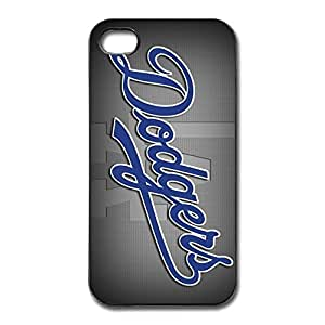 Los Angeles Dodgers Interior Case Cover For IPhone 4/4s - Summer Case by icecream design