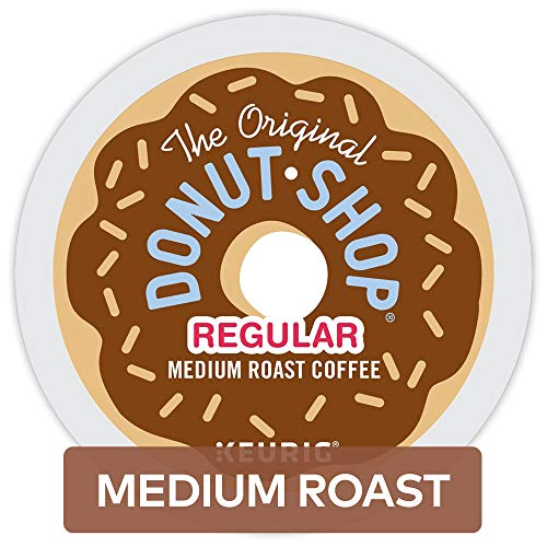 Top 9 Keurig K Cups Doughnut Shop