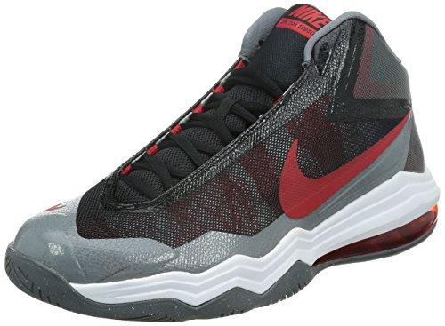 Nike 2015 Heren Air Max Duracity Basketbal Sneaker Schoenen 704920-006 Cool Grijs
