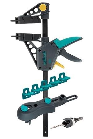 Wolfcraft 6988000 Kit De Pose De Terrasse Bois Amazon Fr Bricolage