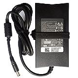 New 19.5V 6.7A 130W AC Adapter For Dell Inspiron 15 7000 7559, Latitude Pro2x Pro3x, XPS 15(L502x) 17(L702x),Alienware 13 R2 Gaming Laptop,DA130PE1-00 JU012 CM161 PA-4E FAMILY Notebook PC
