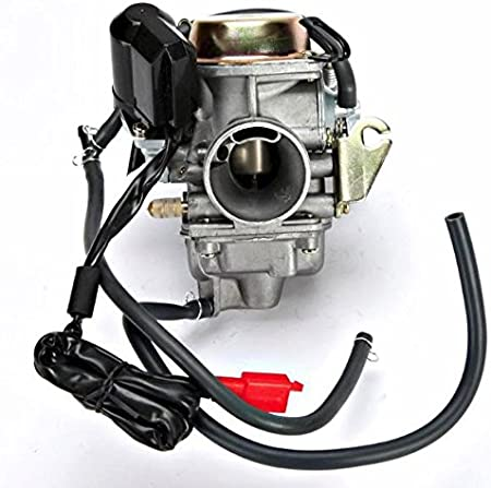 NEW Performance Carburetor Carb 24MM For Chinese GY6 Scooter Go Kart 150 150CC