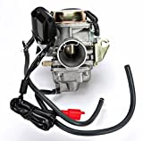 CARBURETOR W/AIR FILTER FOR YERF-DOG GX150 SPIDERBOX 150 GO CART KART BUGGY CARB