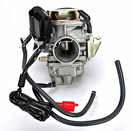 Amazon com: Carburetor 150cc Scooter Roketa SUNL Go-Kart