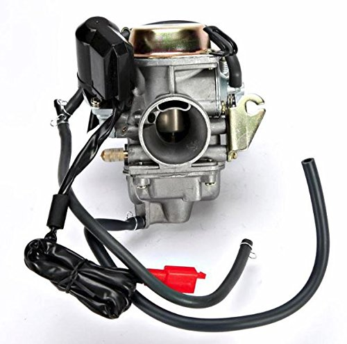 CARBURETOR W/AIR FILTER FOR YERF-DOG GX150 SPIDERBOX 150 GO CART KART BUGGY CARB by Velocity