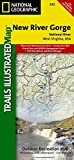 New River Gorge National River (National Geographic Trails Illustrated Map)