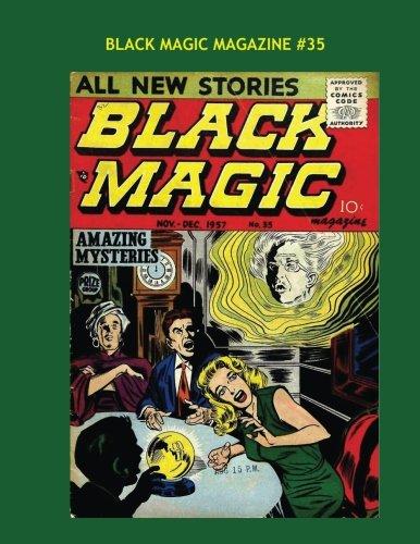 Download Black Magic Magazine #35: All Stories - No Ads PDF