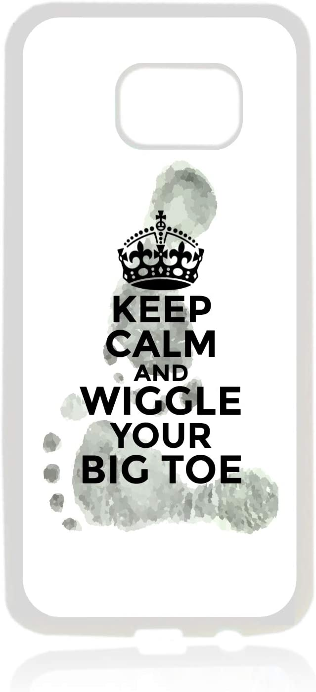 Keep Calm and Wiggle Your Big Toe Jacks Outlet Physical Therapist Bag