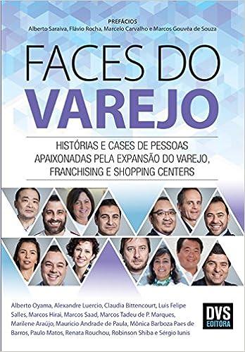 Faces do Varejo - 9788582891551 - Livros na Amazon Brasil