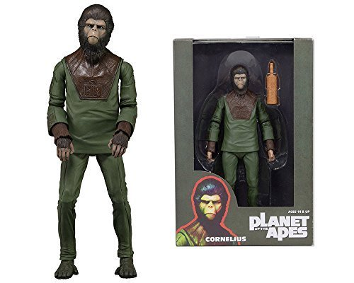 Cornelius Planet of the Apes Series 1 NECA 7 Inch Figure by Neca