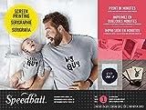 Speedball 045061 Beginner Paper Stencil Screen Printing Kit