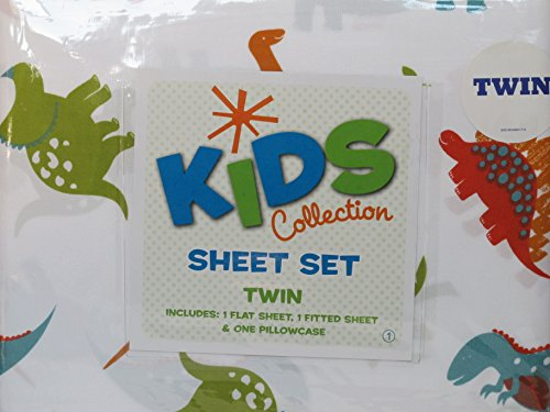 Kids Collection Dinosaur Twin Sheet product image