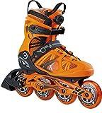 K2 Skate Vo2 90 Boa, Orange, 5