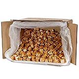 Caramel Squares - 20 lb bulk