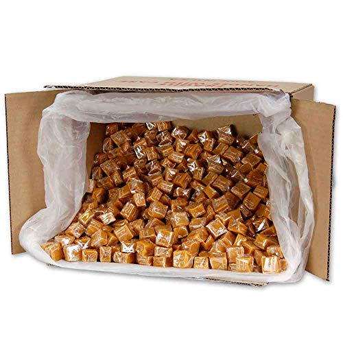 Caramel Squares - 20 lb bulk by PRIMROSE (Image #3)