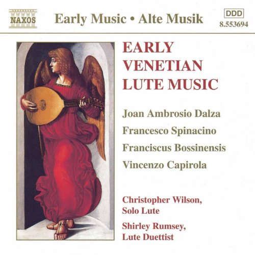Early Venetian Lute Music