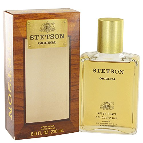 Stetson by Coty 8 oz After Shave for Men by Coty