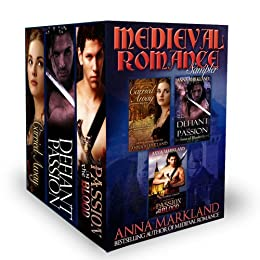 Medieval Romance Sampler Boxed Set by [Markland, Anna]