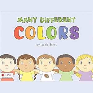 Many Different Colors Audiobook