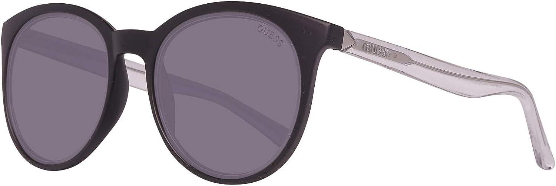 Guess Montures de lunettes Femme Noir (Nero Opaco/Fumo)