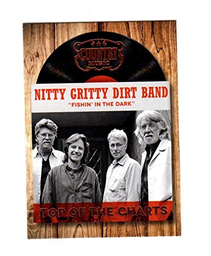 2014 Panini Country Top Of The Charts Nitty Gritty Dirt Band #25 NM Near Mint