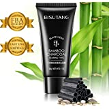 Blackhead Remover Mask [Removes Blackheads] - Purifying Quality Black Peel off Charcoal Mask - Best Mud Facial Mask