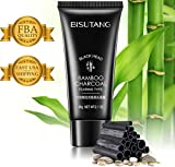 #1: Blackhead Remover Mask [Removes Blackheads] - Purifying Quality Black Peel off Charcoal Mask - Best Mud Facial Mask