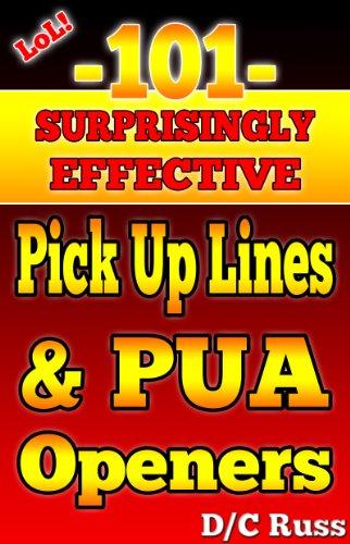 Pua pick up lines