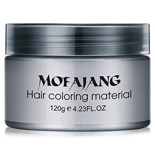 Bingirl Fashion Hair Styling Pomade Silver Ash