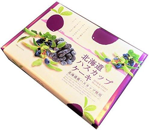 北海道ハスカップケーキ