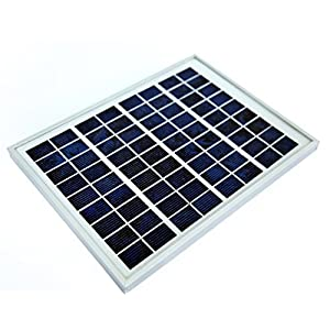 51KMm3U QpL. SS300  - ECO-WORTHY Solar Panels 12 volt Solar Module Battery Charger