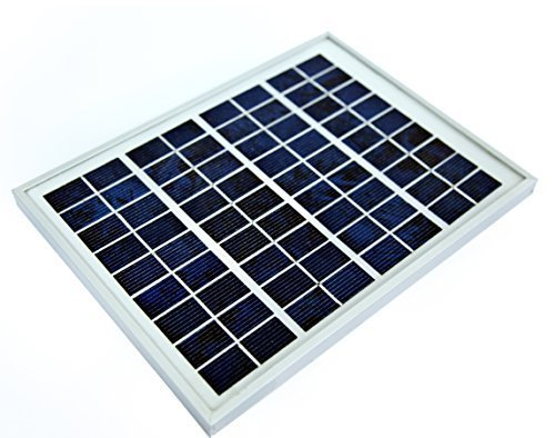 ECO-WORTHY Solar Panels 12 Volt Solar Module Battery