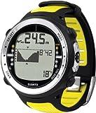 Suunto Men's D4 Wrist-top Dive Computer Yellow watch #SS014108100