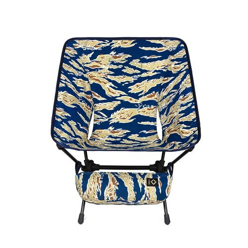 Helinox Chair One Tactical Camp Chair Blue Tiger Camo One Size by Helinox