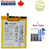 Gooddealgoods New OEM Google Huawei Nexus 6P Replacement Battery HB416683ECW 3450mAh + Tools