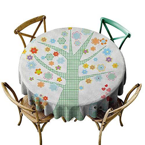 Wedding Bouquet Mint Tin - Wendell Joshua 100% Polyester Round