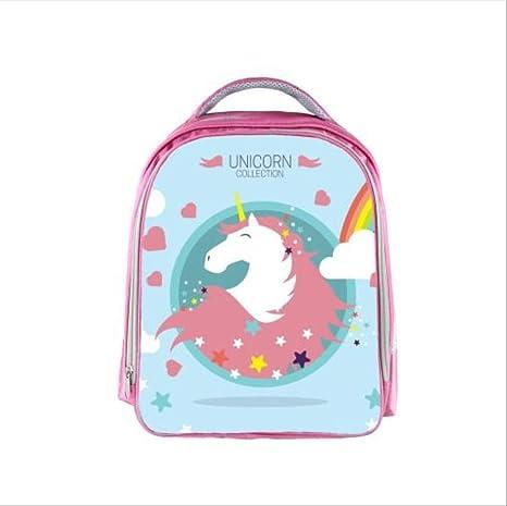 HPADR Mochila Infantil Mochila De 13 Pulgadas Rainbow Horse ...