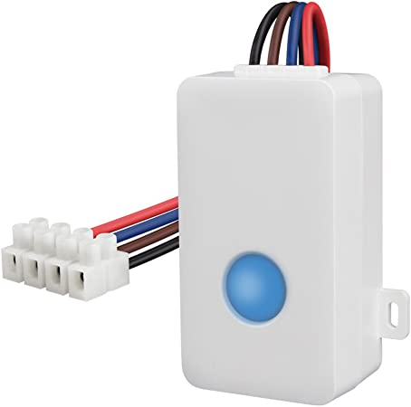 Caja WiFi Control Mando a distancia Interruptor mando a distancia Interruptor Enchufe mando a distancia conmutadora Smart WiFi Controlled Switch Home WiFi mando a distancia Interruptor: Amazon.es: Hogar