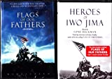 Flags Of Our Fathers , Heroes Of Iwo Jima The True Story Behind The Movie Flags Of Our Fathers : 2 Pack Collection