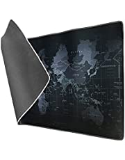 Vicloon Gaming Mauspad Large Size (900x400x3mm) Wasserdicht großes Mousepad Rubber Base für Computer, PC und Laptop ( Schwarz )