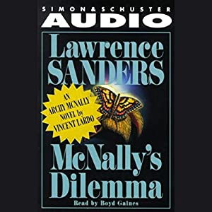 Lawrence Sanders' McNally's Dilemma Audiobook