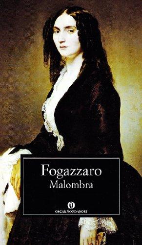 Malombra (Fiction, Poetry & Drama) (Italian Edition) by Mondadori