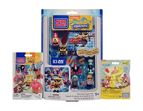Mega Bloks SpongeBob SquarePants Figure product image