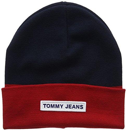 Beanie única 901 Béisbol Logo Hilfiger Talla Gorra Azul Tju Corporate Unisex de Tommy Adulto TwOZxUqw